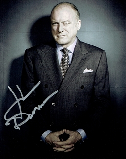 John Doman Signed 8x10 Photo - Video Proof