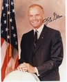 John Glenn Signed 8x10 Photo