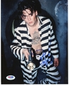 Johnny Depp Signed 8x10 Photo