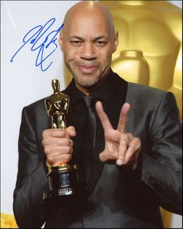 John Ridley Signed 8x10 Photo
