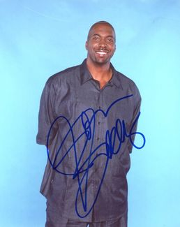 John Salley Signed 8x10 Photo