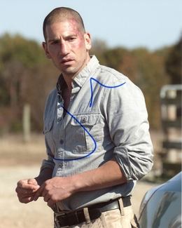 Jon Bernthal Signed 8x10 Photo