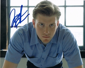 Jon Foster Signed 8x10 Photo