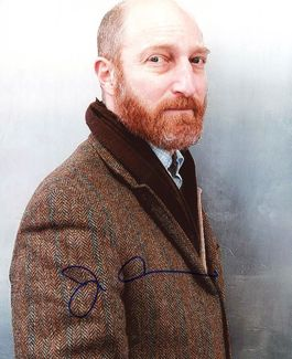 Jonathan Ames Signed 8x10 Photo