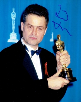 Jonathan Demme Signed 8x10 Photo - Video Proof