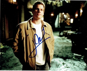 Jonathan Nolan Signed 8x10 Photo - Video Proof