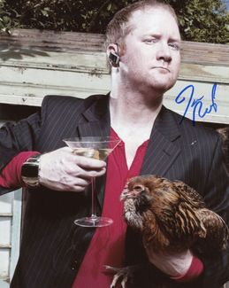 Jon Reep Signed 8x10 Photo
