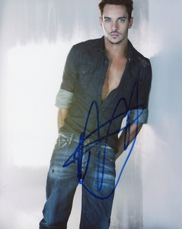 Jonathan Rhys-Meyers Signed 8x10 Photo