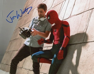 Jon Watts Signed 8x10 Photo