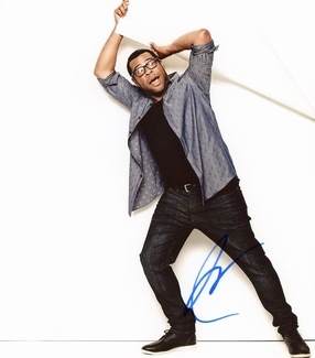 Jordan Peele Signed 8x10 Photo