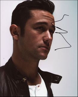 Joseph Gordon-Levitt Signed 8x10 Photo
