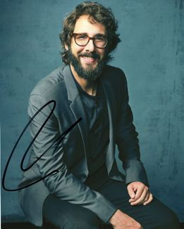 Josh Groban Signed 8x10 Photo