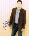 Josh Hopkins Signed 8x10 Photo - Video Proof