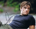 Josh Hutcherson Signed 8x10 Photo