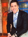 Josh Elliott Signed 8x10 Photo