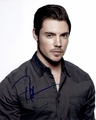 Josh Henderson Signed 8x10 Photo - Video Proof