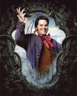 Josh Gad Signed 8x10 Photo
