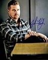 Josh Kelly Signed 8x10 Photo