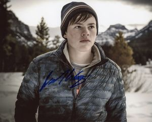 Josh Wiggins Signed 8x10 Photo