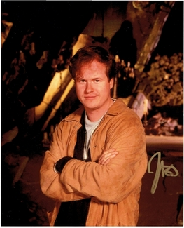 Joss Whedon Signed 8x10 Photo