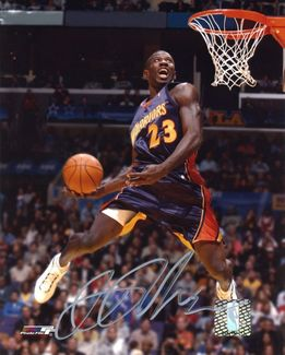 Jason Richardson Signed 8x10 Photo