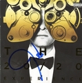Justin Timberlake Signed CD Booklet