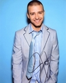 Justin Timberlake Signed 8x10 Photo - Video Proof