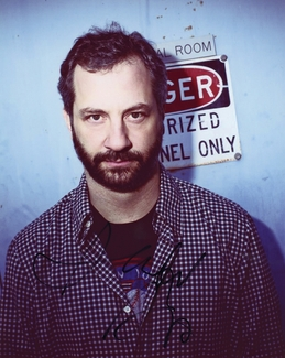 Judd Apatow Signed 8x10 Photo