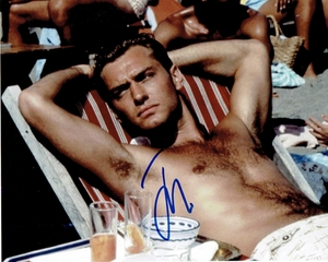 Jude Law Signed 8x10 Photo