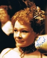 Judi Dench Signed 8x10 Photo - Video Proof