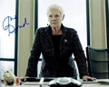 Judi Dench Signed 8x10 Photo