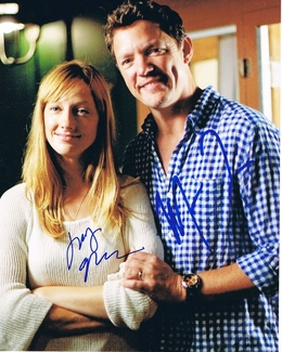 Judy Greer & Matthew Lillard Signed 8x10 Photo - Video Proof