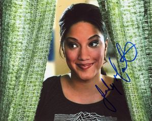 Judy Marte Signed 8x10 Photo