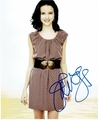 Julia Goldani Telles Signed 8x10 Photo - Video Proof