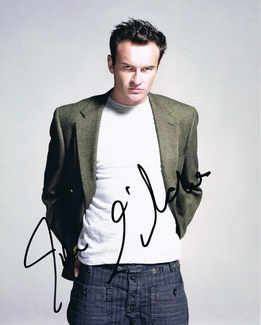 Julian McMahon Signed 8x10 Photo - Video Proof