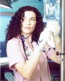 Julianna Margulies Signed 8x10 Photo - Video Proof