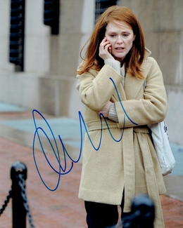 Julianne Moore Signed 8x10 Photo