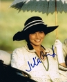 Julia Ormond Signed 8x10 Photo - Video Proof