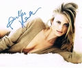 Julie Henderson Signed 8x10 Photo - Video Proof