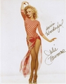 Julie Newmar Signed 8x10 Photo