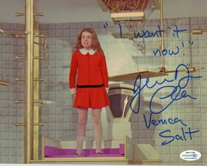 Julie Dawn Cole Signed 8x10 Photo - Proof