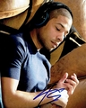 Jussie Smollett Signed 8x10 Photo