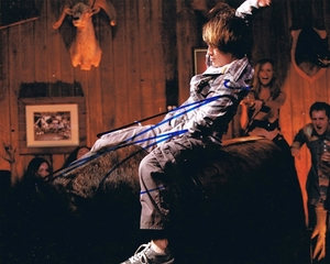 Justin Chon Signed 8x10 Photo - Video Proof