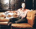 Justin Guarini Signed 8x10 Photo