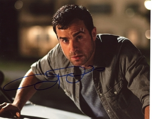 Justin Theroux Signed 8x10 Photo