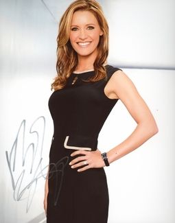 KaDee Strickland Signed 8x10 Photo