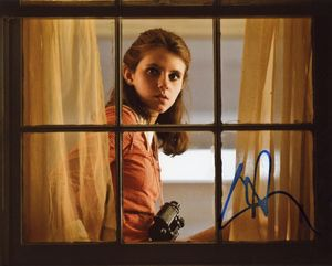Kara Hayward Signed 8x10 Photo - Video Proof