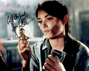 Karen Allen Signed 8x10 Photo