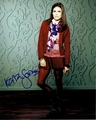 Karla Souza Signed 8x10 Photo