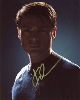 Karl Urban Signed 8x10 Photo